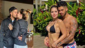 Zé Felipe está namorando (Foto: Reprodução/Instagram)
