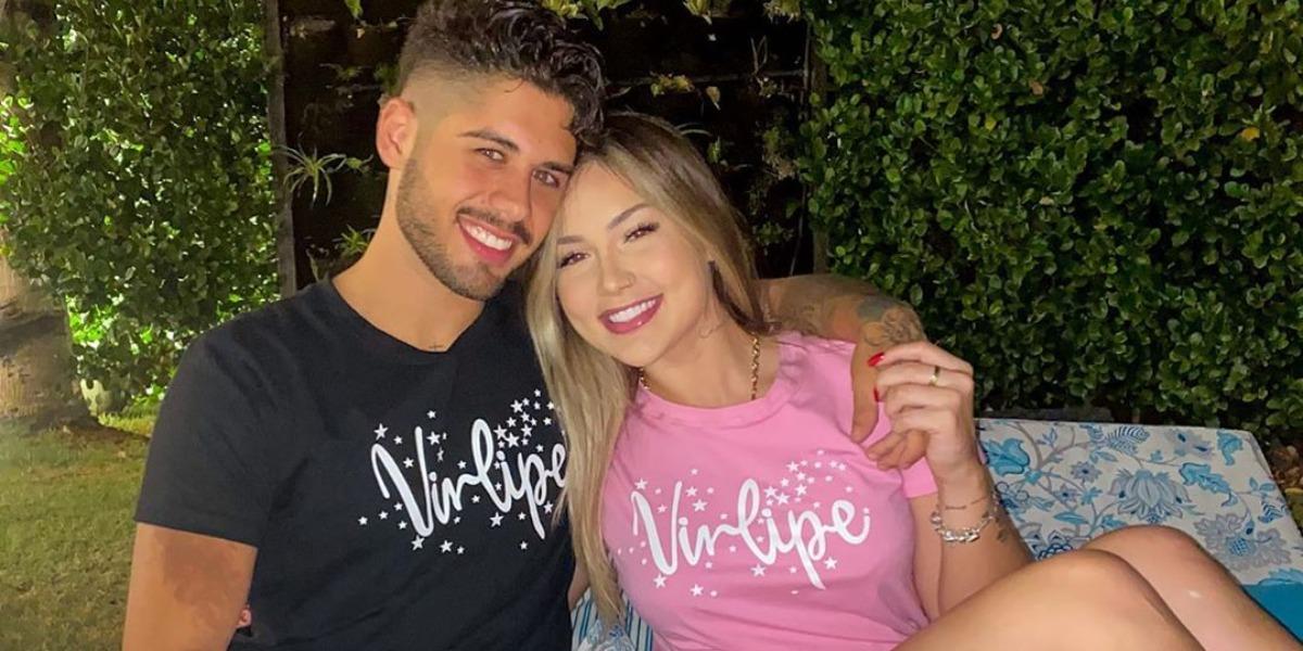 Zé Felipe e Virgínia Fonseca estão juntos há 1 ano (Foto: Reprodução/Instagram)