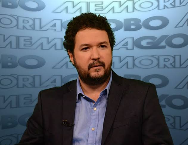 Ricardo Villela é o novo chefão do Jornalismo da Globo (foto: Divulgação/TV Globo)