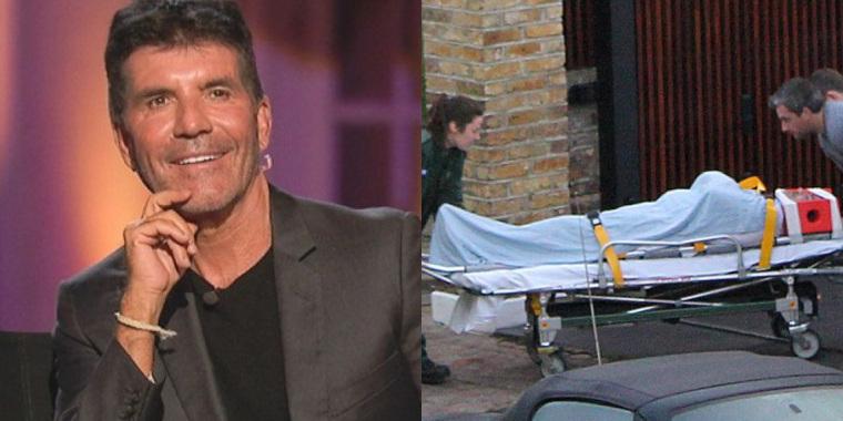 Simon Cowell sofre grave acidente e é operado às pressas (Foto: Reprodução)