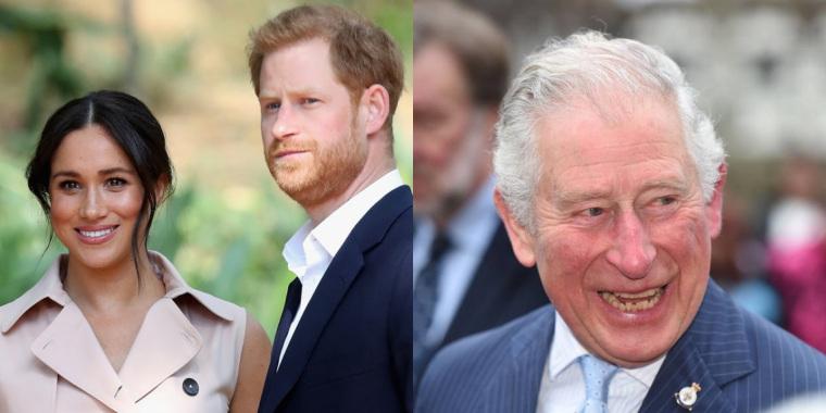 Príncipe Harry é mantido pelo pai, Charles (Foto: Reprodução)