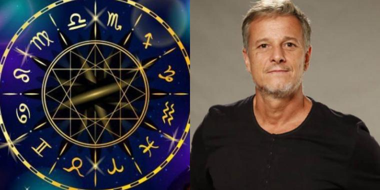 O aniversariante desta quinta-feira 08, é o ator Marcello Novaes, astro que é do signo de Leão (Foto: Reprodução)
