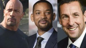 Saiba quem são os atores mais bem pagos do mundo segundo a Forbes (Foto: Reprodução)