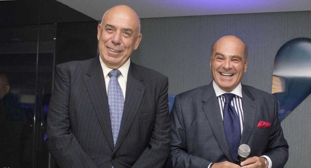 Marcelo de Carvalho e Amilcare Dallevo fecharam parceria inédita com gigante gringa (foto: Divulgação/RedeTV!)