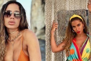 Anitta volta a usar o Tinder e manda recado (Foto: Reprodução/Instagram)