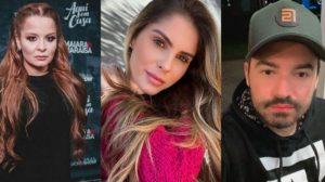 Bárbara Evans defende namoro de amiga Maiara com cantor Fernando Zor (Foto: Reprodução)