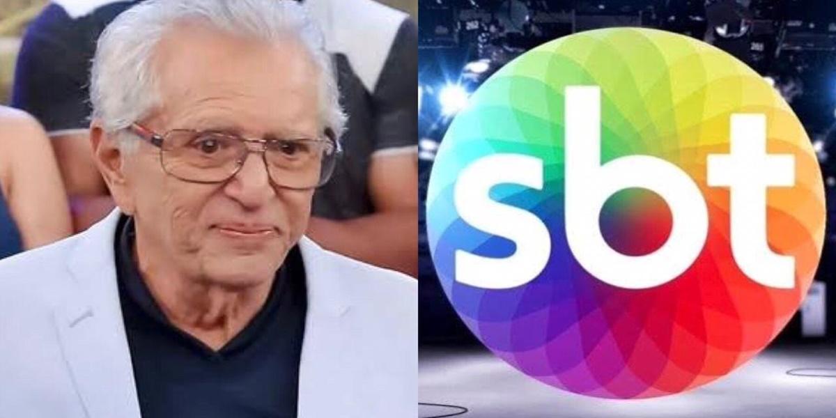 Carlos Alberto de Nóbrega, SBT