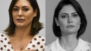 Michelle Bolsonaro foi detonada pelo próprio primo nas redes sociais (Foto: Divulgação)