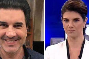 Edu Guedes e Mariana Godoy são os novos reforços da Band (Foto: Montagem/TV Foco)