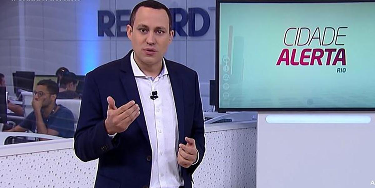 Doença: Ernani Alves foi diagnosticado com a covid-19 (Foto: Reprodução)