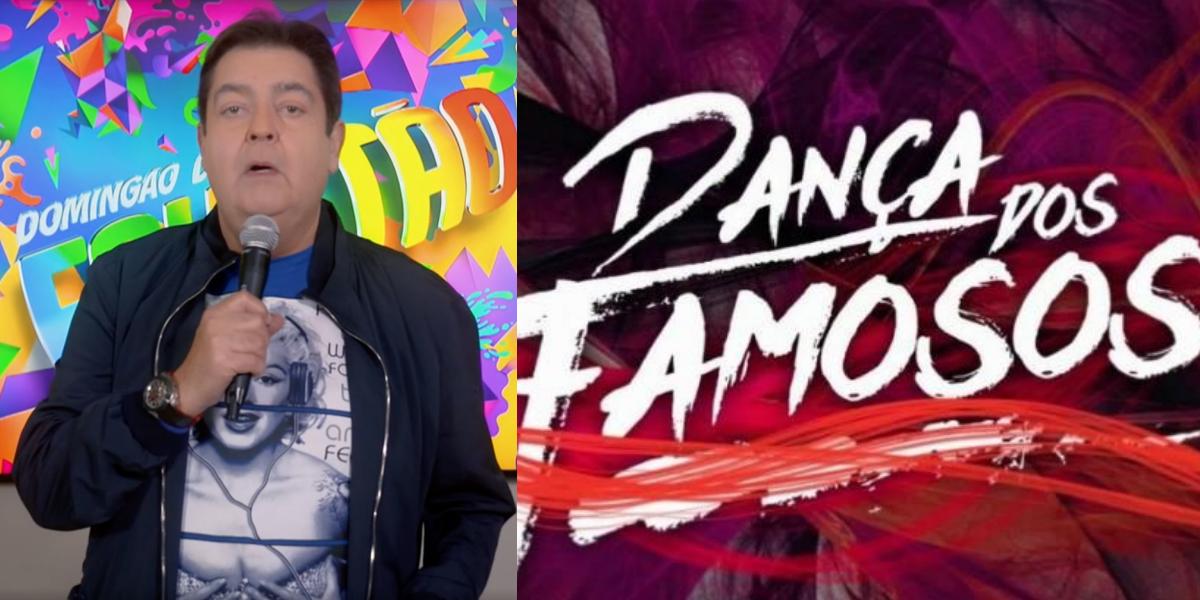 Faustão volta com programa inédito e lista do Dança dos Famosos é revelada (Foto: Montagem)
