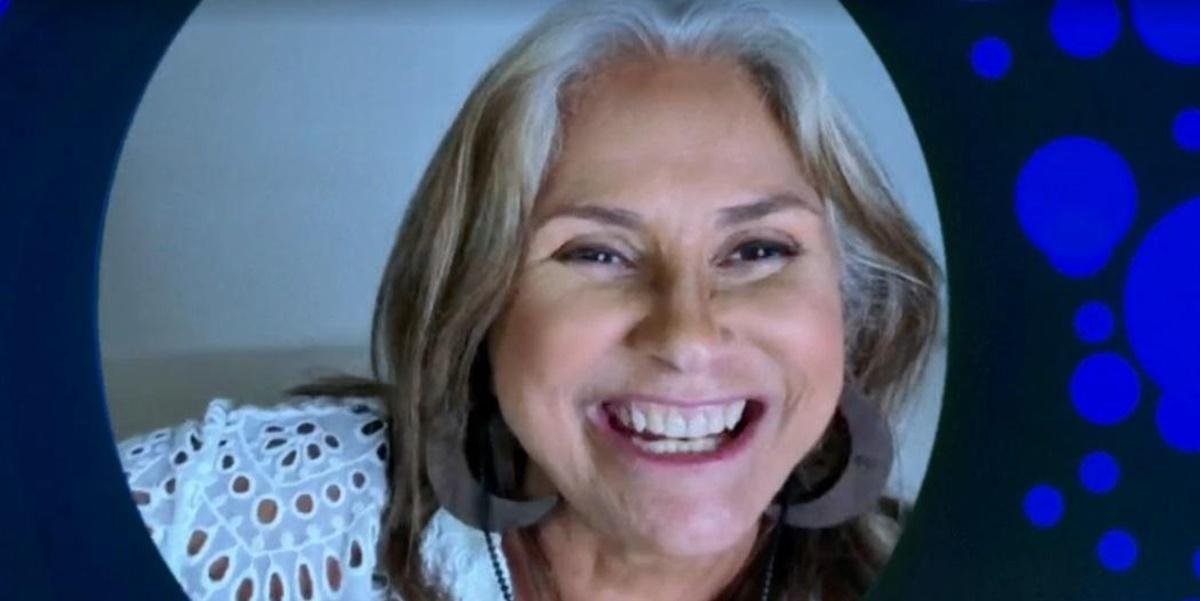 Programa vingança: Fafá de Belém contou história hilária (Foto: Reprodução)