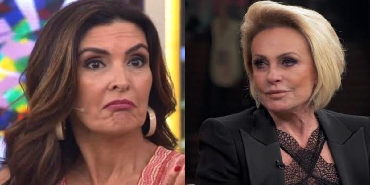 Fátima Bernardes, Ana Maria Braga