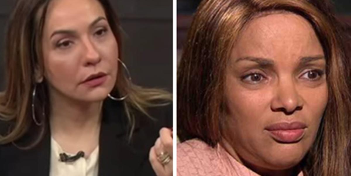 GloboNews: Maria Beltrão ficou chocada com o caso envolvendo a pastora Flordelis (Foto: Montagem/TV Foco)
