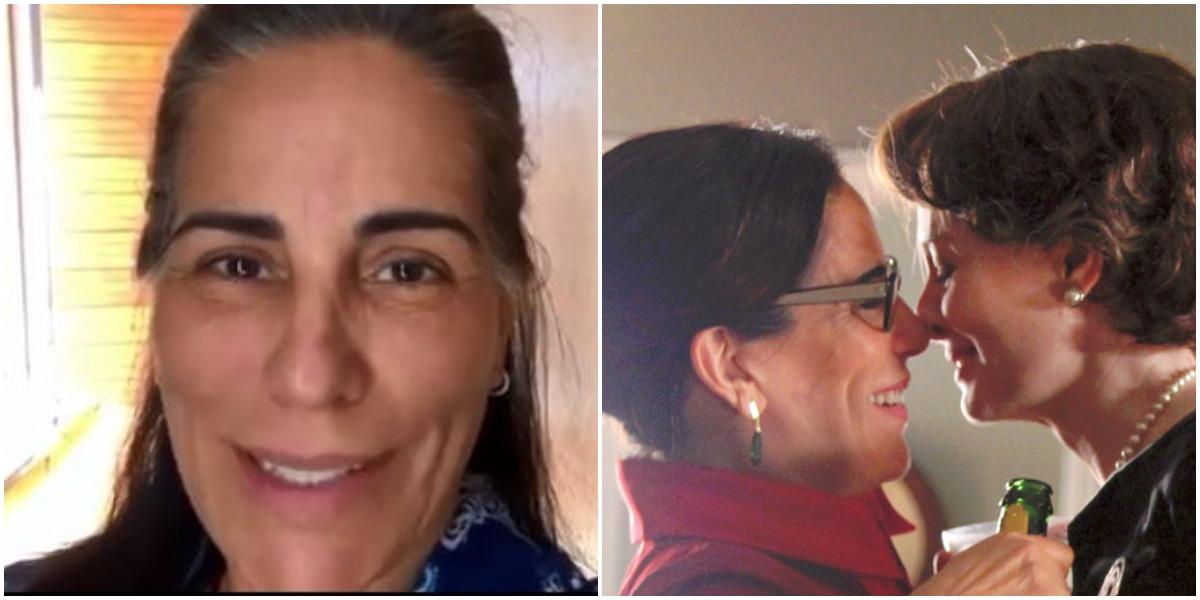 Glória Pires e Miranda Otto (Foto: Flores Raras)
