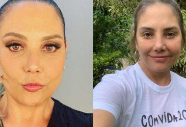 Atriz Heloisa Périssé posta clique com a mãe e publicação chama atenção do público (Foto: Reprodução/Instagram)