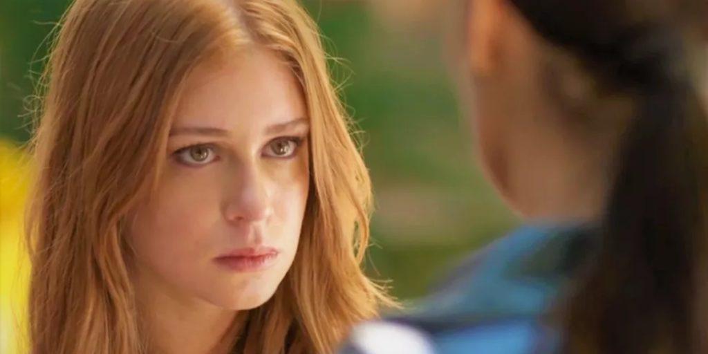 Eliza (Marina Ruy Barbosa) em cena de Totalmente Demais. (Foto: Reprodução)