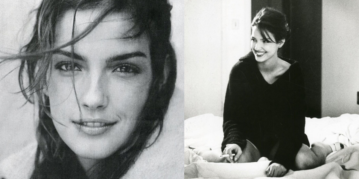 Luciana Cardoso, ex-modelo e esposa de Faustão divulga fotos (Foto: Montagem)