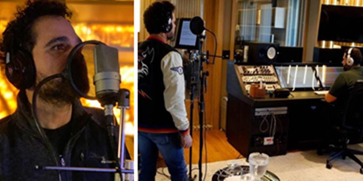 Luciano Camargo anunciou carreira solo (Foto: Montagem/TV Foco)