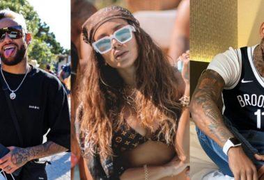 Nego do Borel critica Anitta e Neymar por falta de convite (Foto: Reprodução)