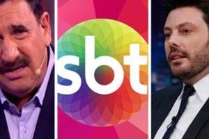 SBT deve promover mudança em sua grade noturna (Foto: Montagem/TV Foco)