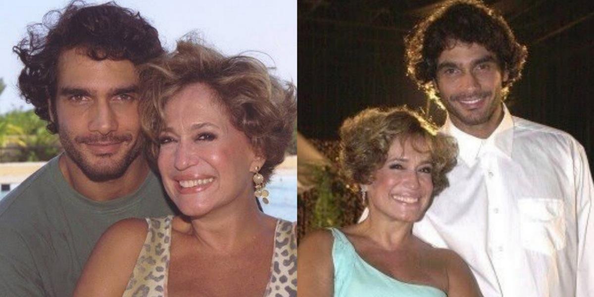 Ator deu vida ao personagem Expedito, par romântico de Susana Vieira (Foto: Reprodução)