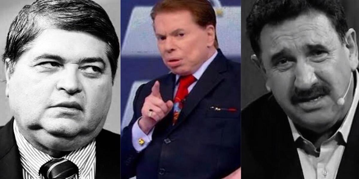 Ratinho, Datena, Silvio Santos