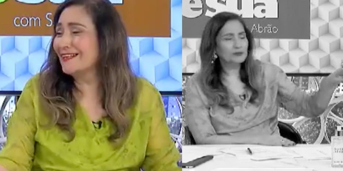 Sonia Abrão comando o A Tarde é Sua a RedeTV! (Foto: Montagem)