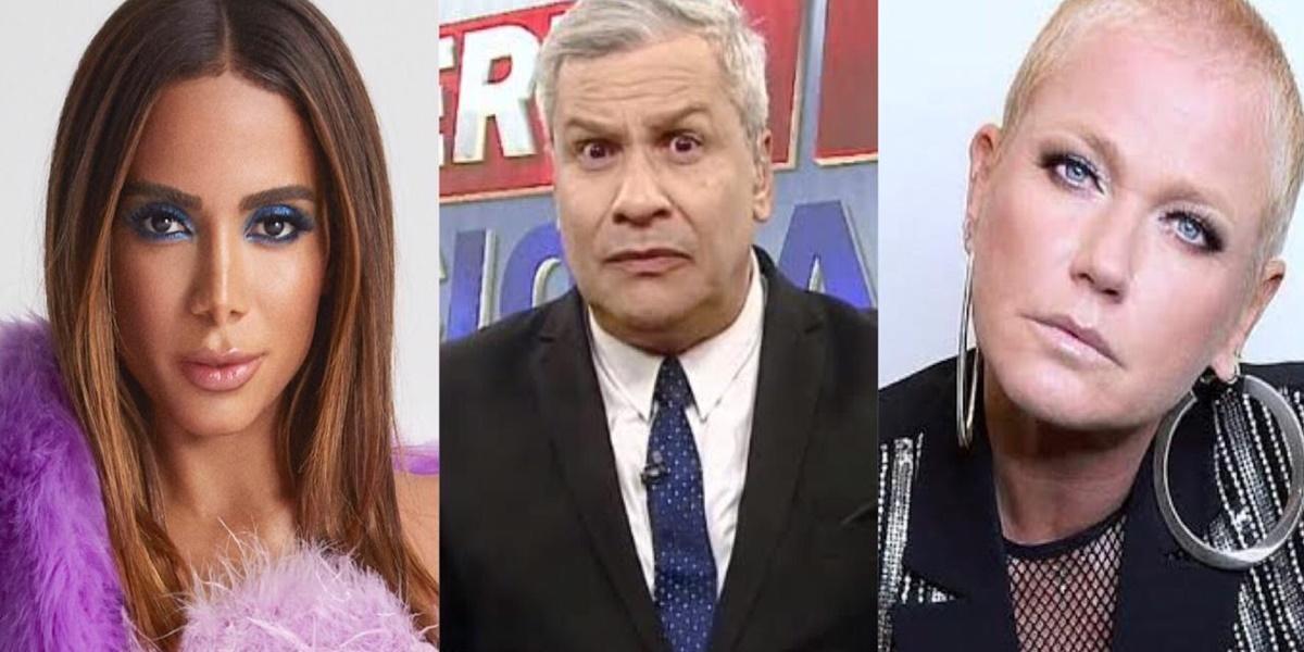 Sikêra Jr, Anitta, Xuxa
