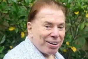 Silvio Santos se deparou com a informação de que tem mais uma filha (Foto: Reprodução)