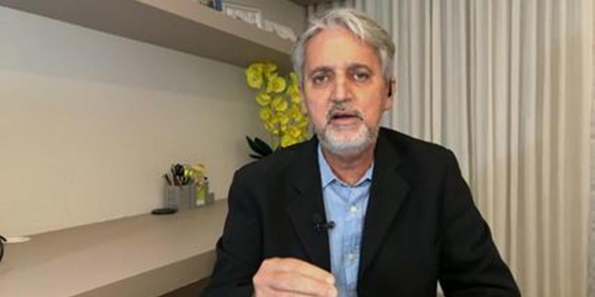 GloboNews e Estúdio I: Valdo Cruz relembrou época em que foi preso no início da carreira (Foto: Reprodução)