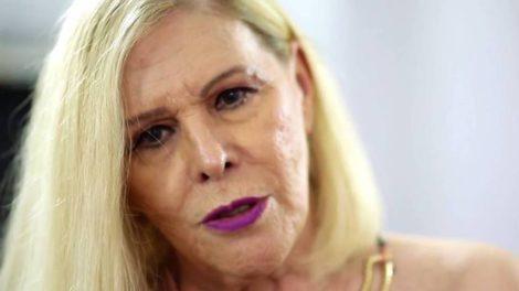 Vanusa está com Mal de Alzheimer (Foto: Reprodução)