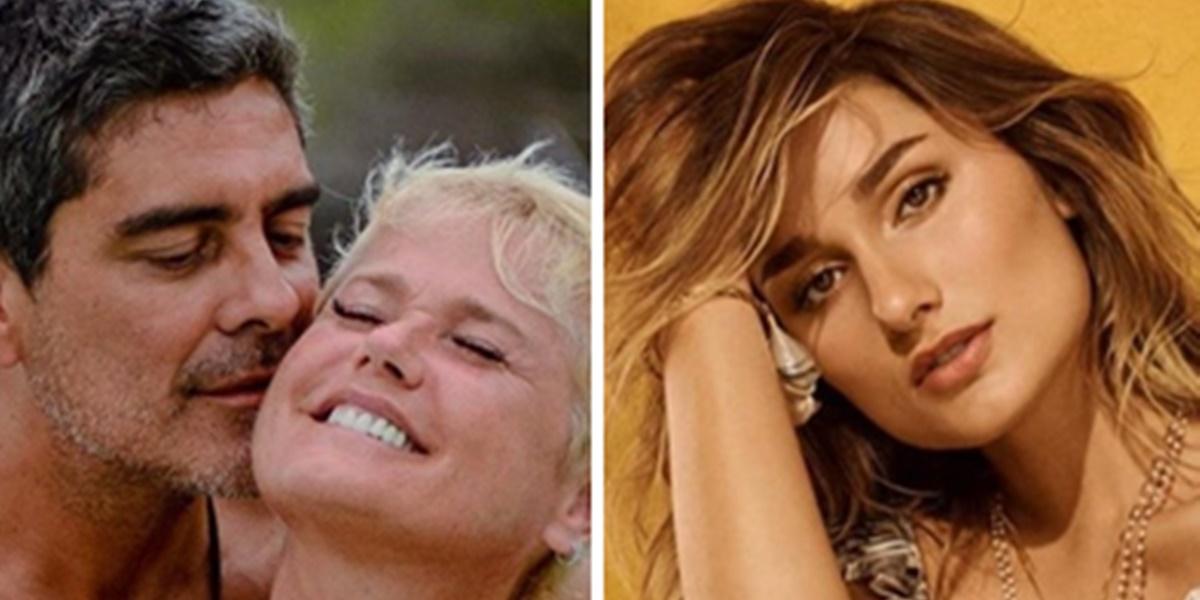 Xuxa pressiona Sasha para ter um filho (Foto: Montagem/TV Foco)