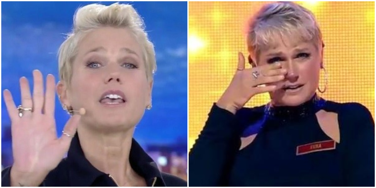 Xuxa agradeceu mensagem carinhosa da sambista Teresa Cristina (Reprodução)