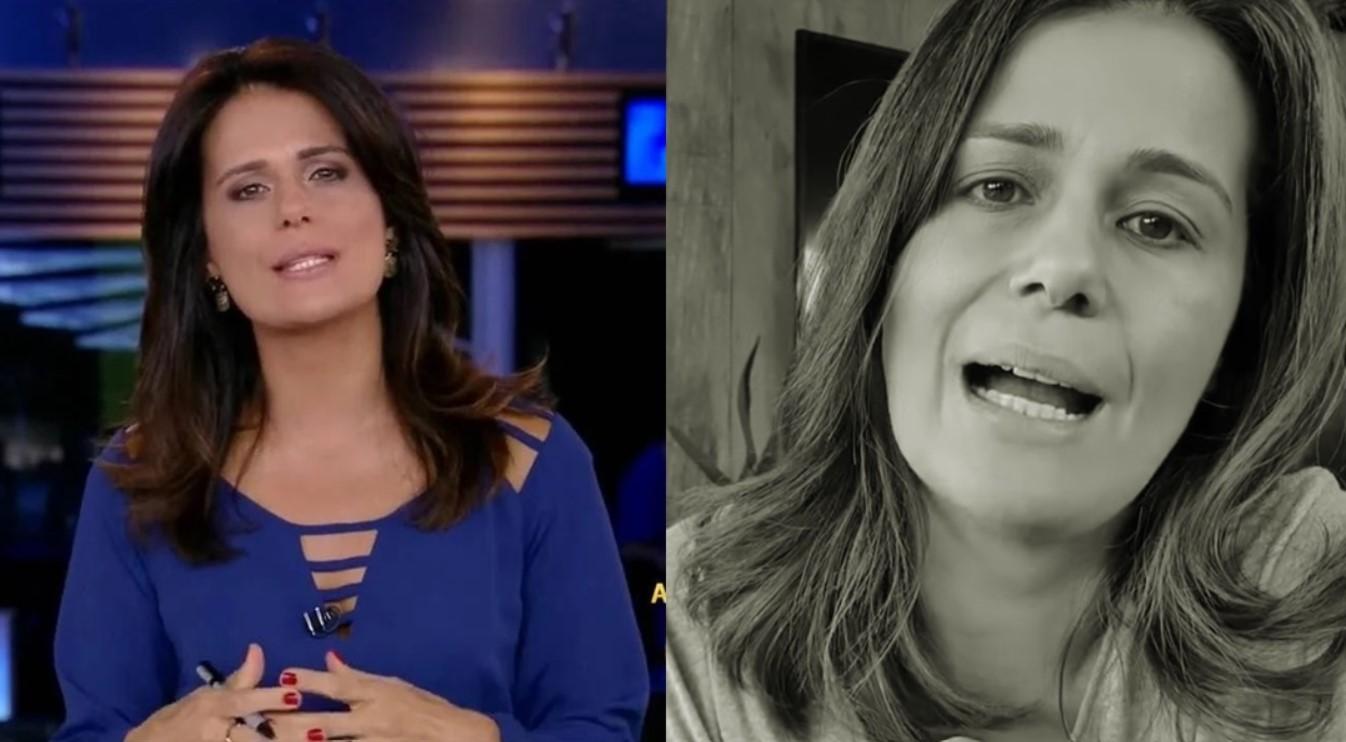 Adriana Araújo viralizou com denúncia - Foto: Reprodução/Montagem