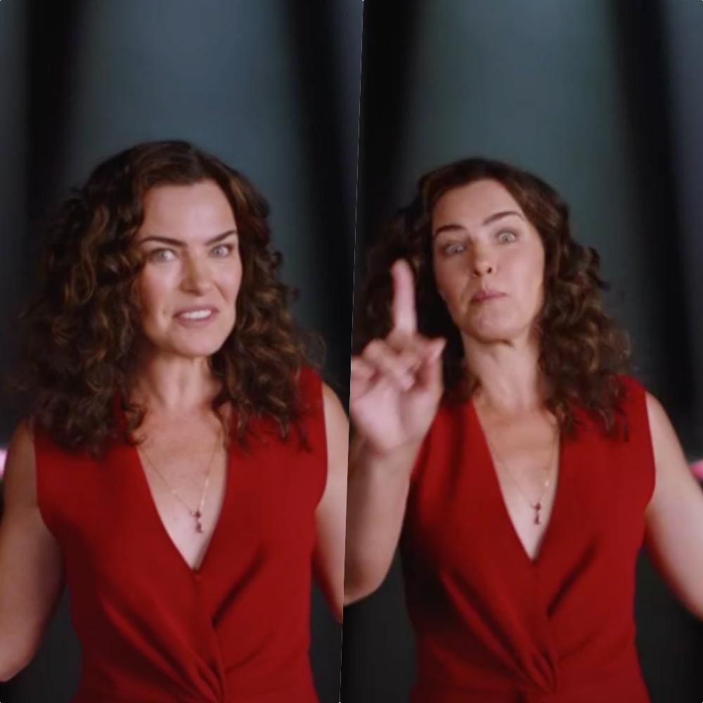 Aparição de Ana Paula Arósio na TV gerou extremo choque (Foto reprodução)