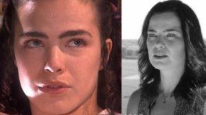 Ana Paula Arósio desapareceu dos holofotes (Foto: Reprodução/TV Globo)