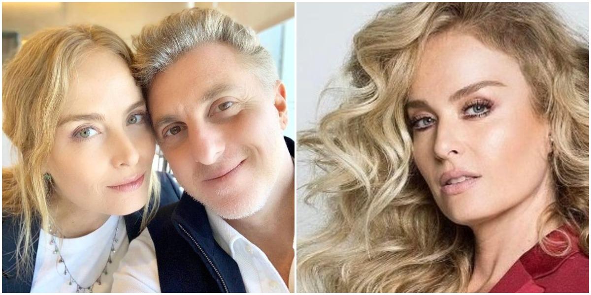 Angélica é casada com Luciano Huck (Reprodução)