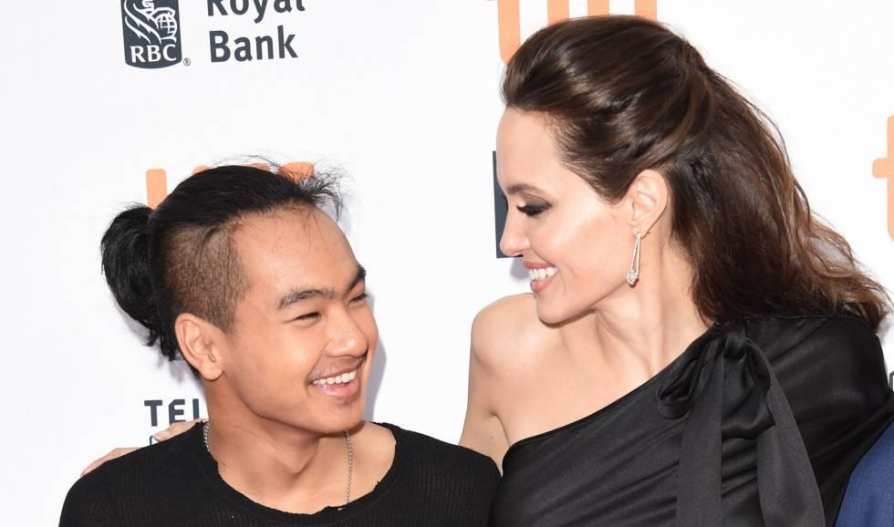 Angelina Jolie estaria interferindo na relação de Maddox com Brad Pitt (Foto: Reprodução)