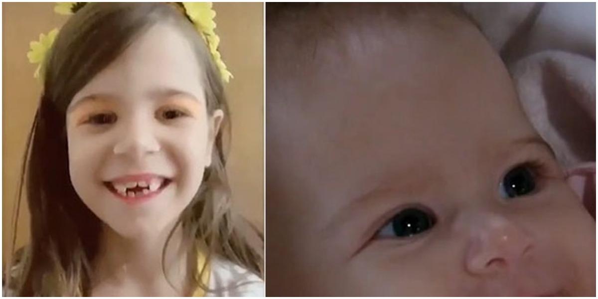 O antes e depois da bebê Vitória na novela Fina Estampa - Foto: Reprodução