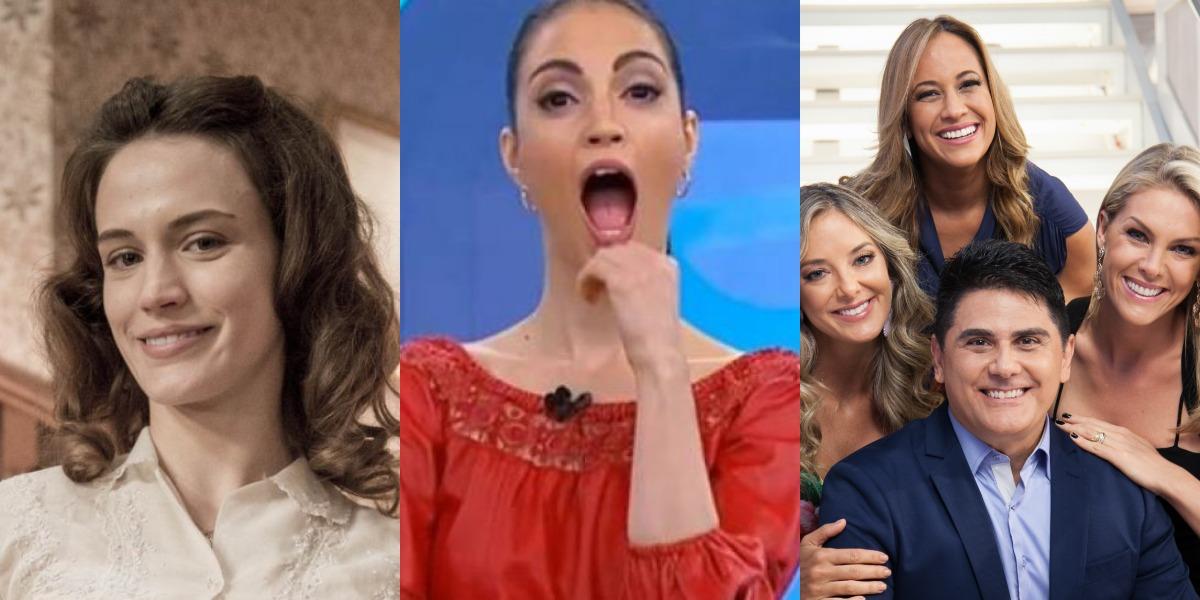Êta Mundo Bom!, Tirutrando e Hoje em Dia foram destaques de audiência (Foto: Reprodução/TV Globo/SBT/Record)