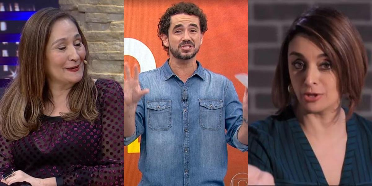 A Tarde é Sua, Globo Esporte e Melhor da Tarde foram destaques de audiência (Foto: Reprodução/RedeTV!/TV Globo/YouTube)