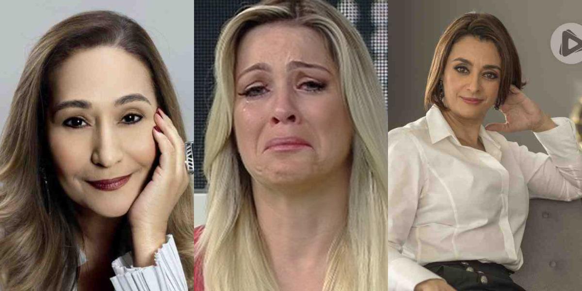 A Tarde é Sua, Melhor da Tarde e Jogo Aberto foram destaques de audiência (Foto: Divulgação/RedeTV!/Band)
