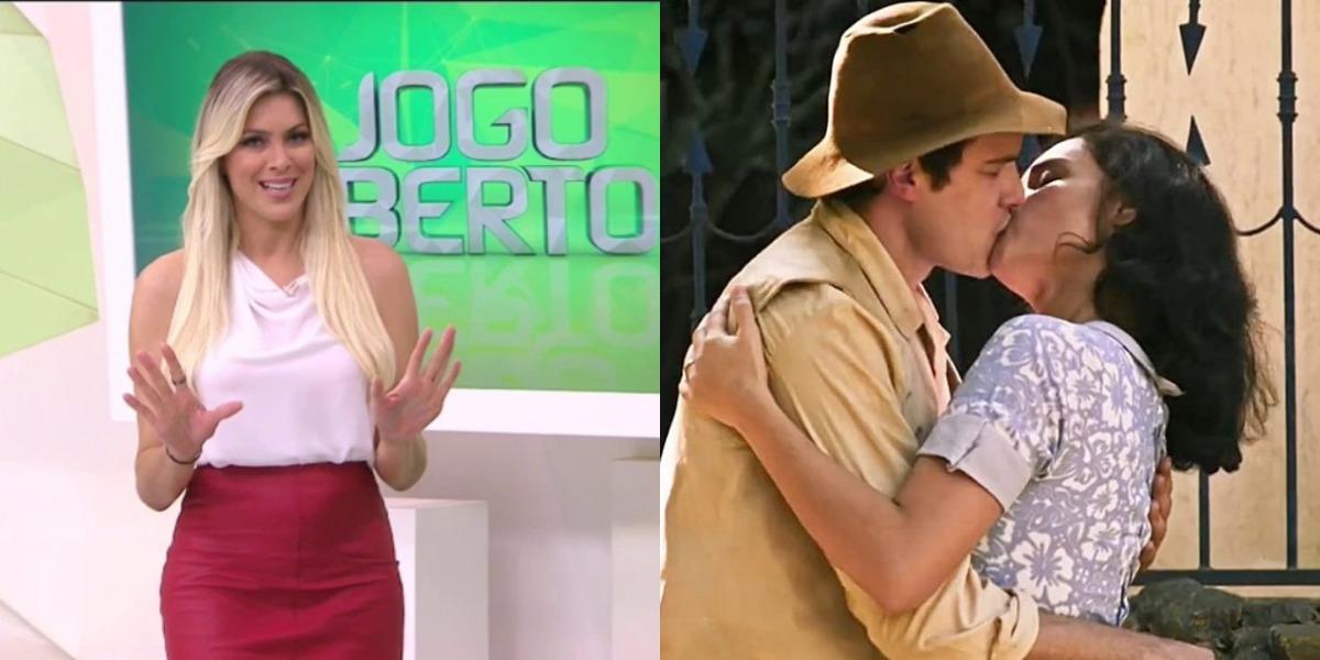 Jogo Aberto e Êta Mundo Bom! foram destaques de audiência (Foto: Reprodução/Band/TV Globo)