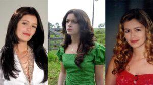 Bianca Castanho nas novelas de Silvio Santos (Foto: Reprodução/SBT)