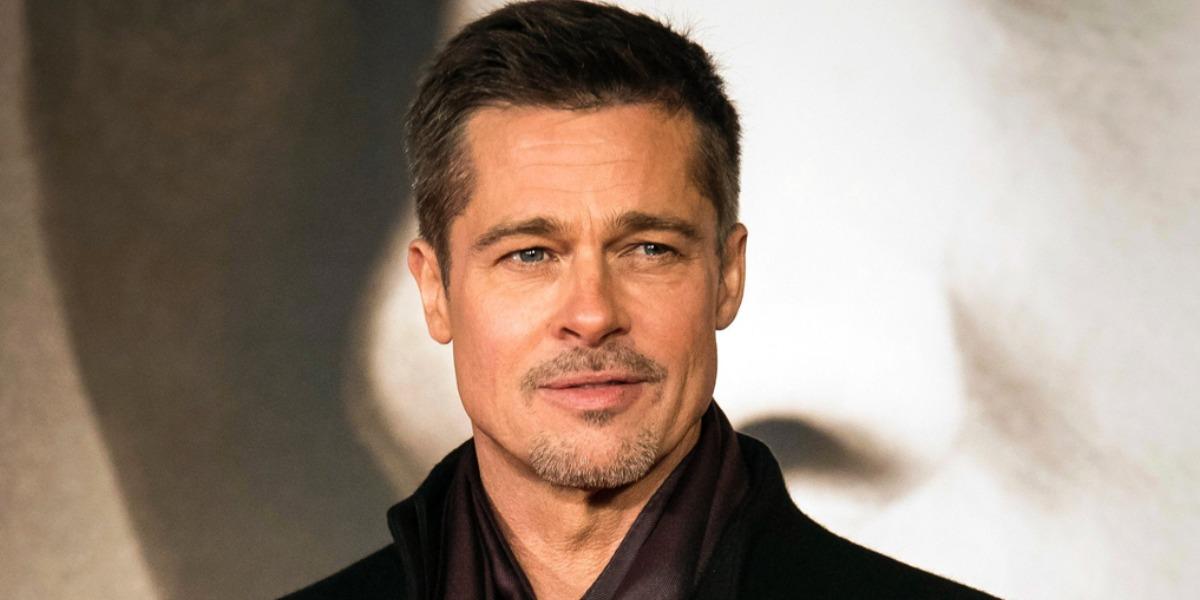 Brad Pitt engata relação com modelo casada (Foto: Reprodução)