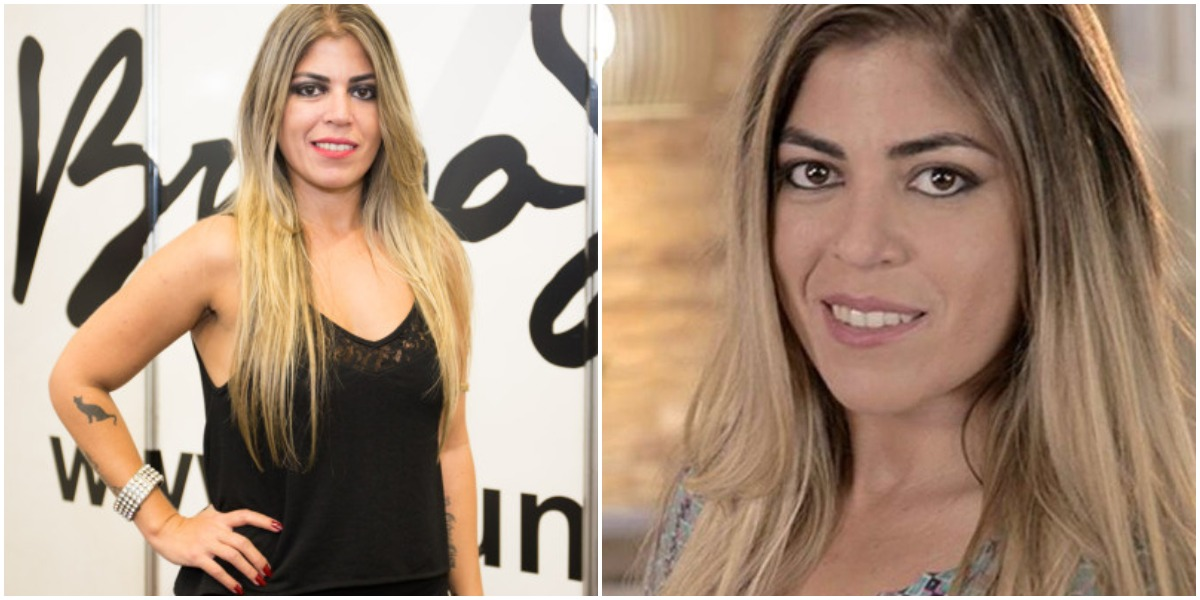 Raquel Pacheco, popularmente conhecida como Bruna Surfistinha (Reprodução)