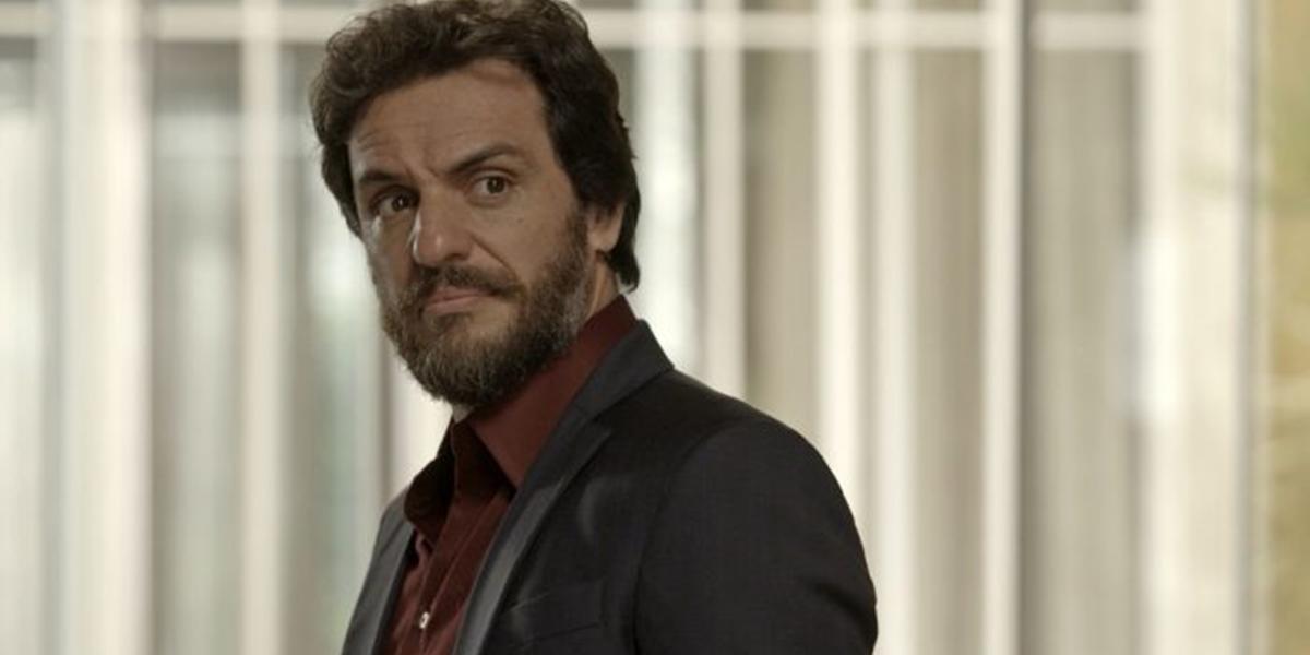 Caio (Rodrigo Lombardi) em A Força do Querer (Foto: Reprodução/Globo)