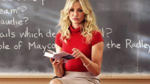 Cameron Diaz em Professora sem Classe (Foto: Reprodução)