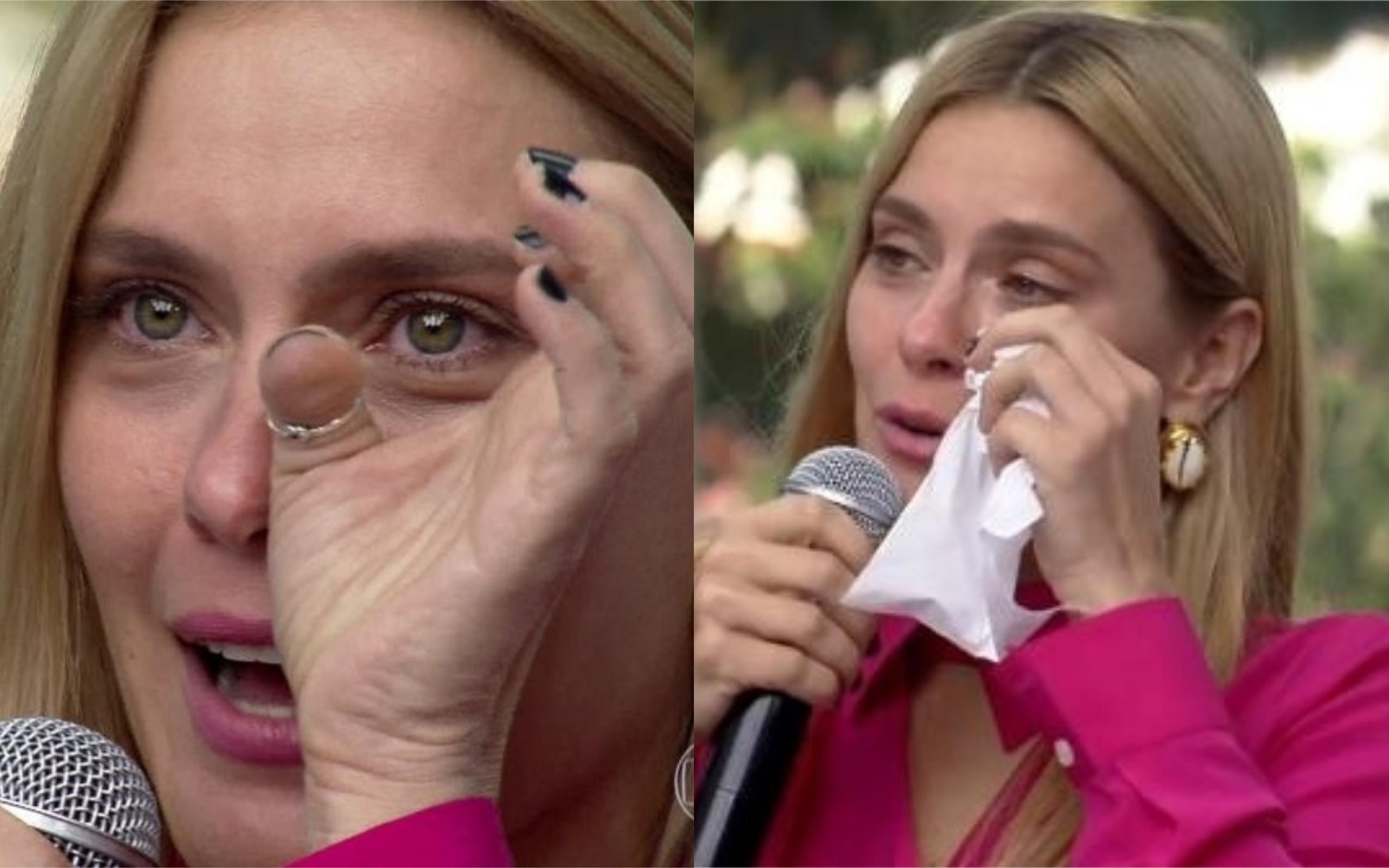 A atriz Carolina Dieckmann se despediu da tia nas redes sociais (Foto: Divulgação)